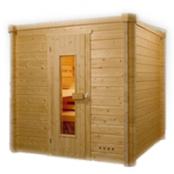 Logs Sauna