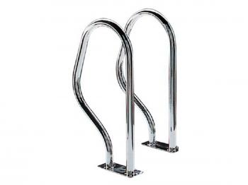 1 Paar Pool Leiter Haltegriffe - Leitergriffbögen