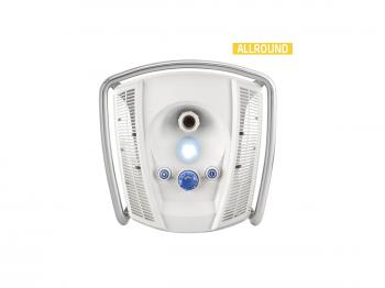 Gegenstromanlage BADU JET Wave 58m³/h mit LED Weiß und Haltegriff