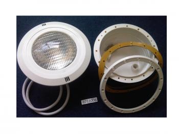 SET LED Weiß inkl. Pool Scheinwerfer