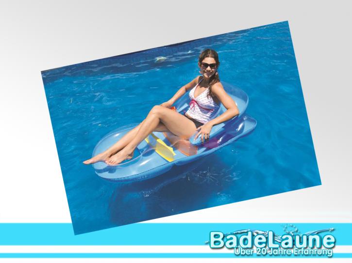 Schwimmsessel Luftmatratze