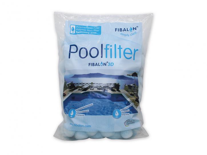 Fibalon 3D Premium Filtermaterial Poolfilter 350g
