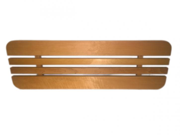 Sauna backrest 90x31cm