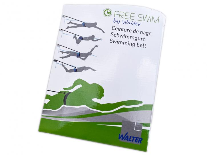 FREE SWIM Schwimmgurt made by Walter