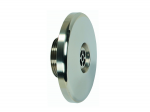 Inlet nozzle V4A stainless steel with flange - Fluidra