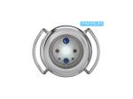 Gegenstromanlage BADU JET Primavera 75m³/h mit LED Weiß und Haltegriff