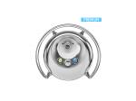 Gegenstromanlage BADU JET Vogue Deluxe 58m³/h mit LED Weiß und Haltegriff