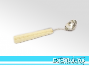 Stainless steel ladle round