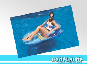 Floating Chair air mattress - Fashion Lounge