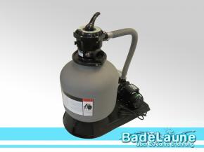 Sandfilteranlage Top 400 inkl. Pumpe
