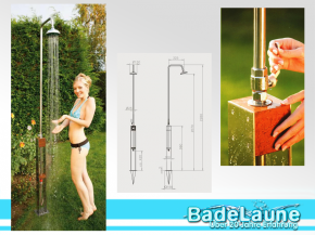 Garden Shower Altena