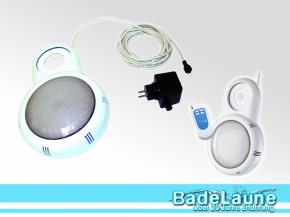 LED Unterwasserscheinwerfer Bunt