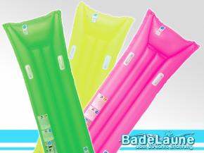 Neon air mattress