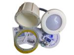 Neptun - Pool Scheinwerfer mit bunter RGB LED 12V 18W