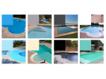 Elbeblue Line Poolfolie 1,5mm - Rolle 1,65x25m