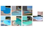 Elbeblue Line Poolfolie 1,5mm - Rolle 2,00x25m