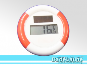 Solar Pool Thermometer