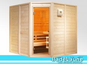 Prospekt über Sauna Indigo