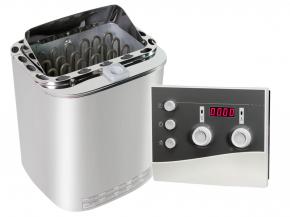 Combi sauna heater for choice with Next K3 control