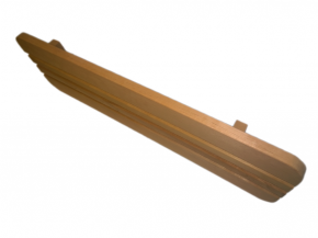 Sauna Rückenlehne 98,5x31cm