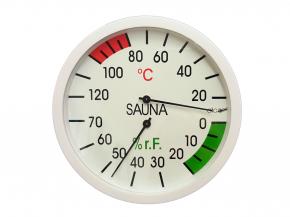 Thermohygrometer Saunaklimamesser