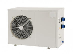 Shott Wärmepumpe BP-35WS-B - Schwimmbadwärmepumpe 3,6kw bis 20m³